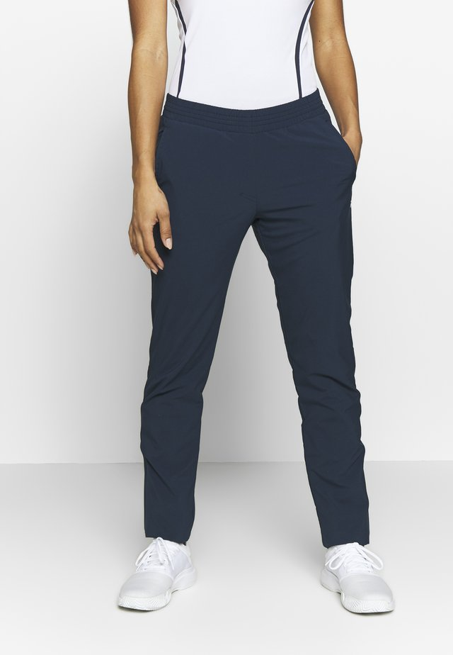 PANT PATTY - Jogginghose - peacaot blue