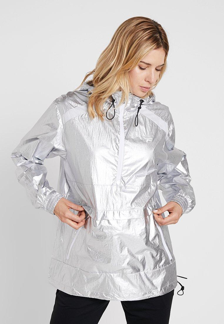 Fila - ANORAK - Træningsjakker - silver/white