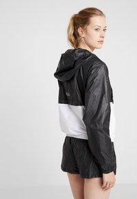 Fila - WIND JACKET - Trainingsvest - black/bright white - 2