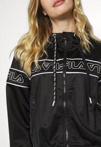 Fila - LIA - Training jacket - black/bright white - 4