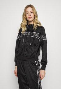 Fila - LIA - Training jacket - black/bright white - 0