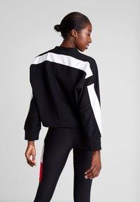 Fila - Sweater - black/bright white - 2