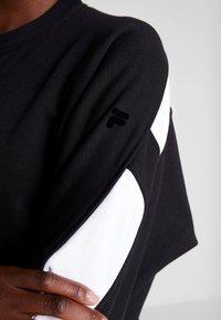 Fila - Sweater - black/bright white - 5