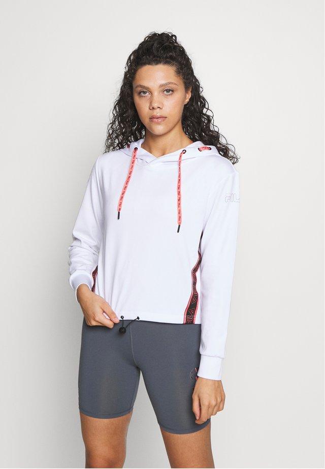 AFIA - Maglietta a manica lunga - bright white
