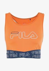Fila - BRA ALESSA - Sport-bh - celosia orange/gibraltar sea - 4