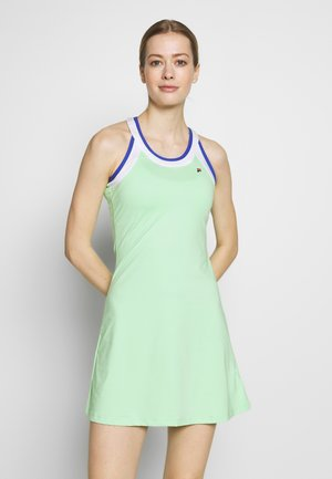 DRESS ARIANA - Jerseykjole - green ash