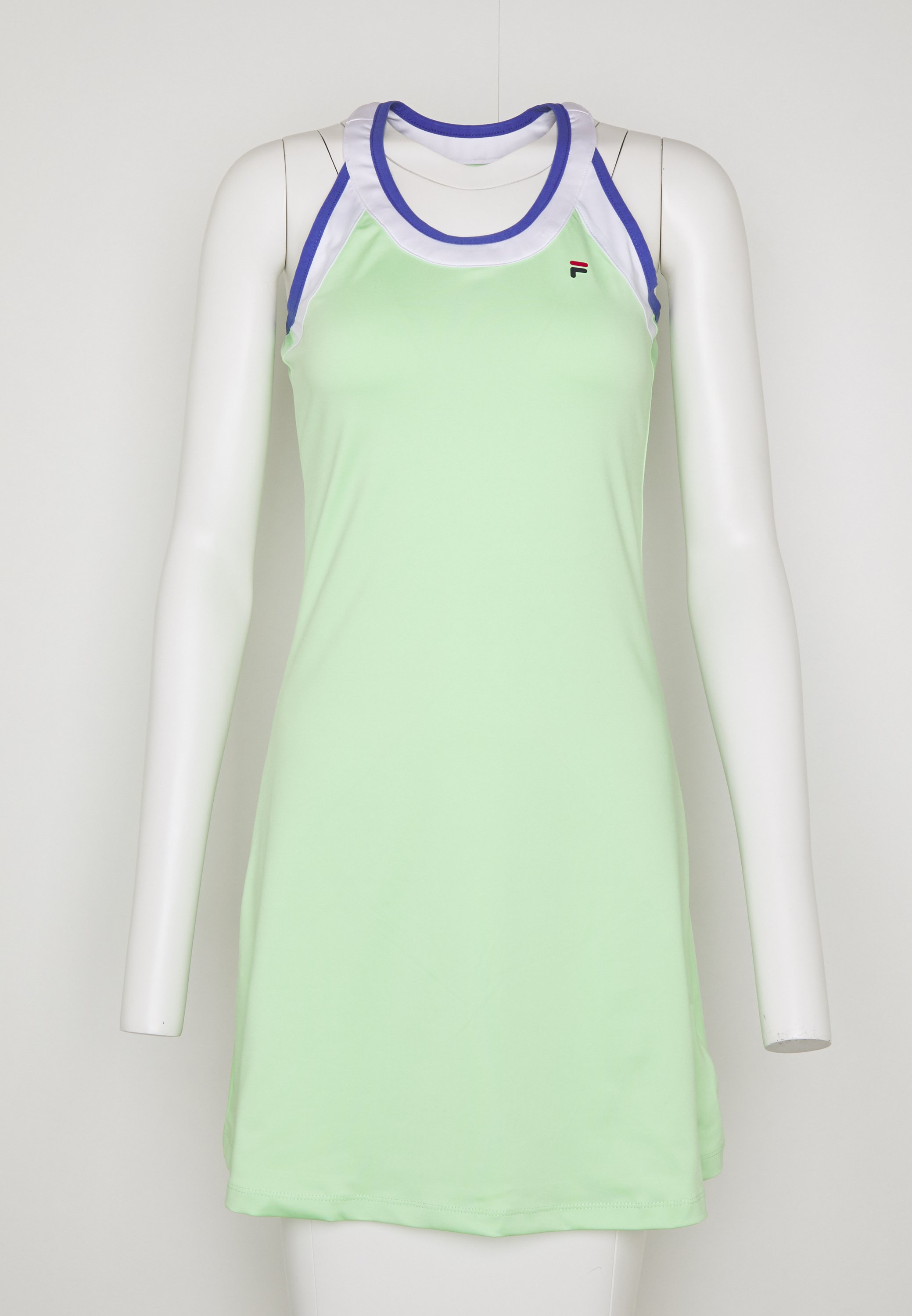 Fila DRESS ARIANA - Jerseykjole - green ash