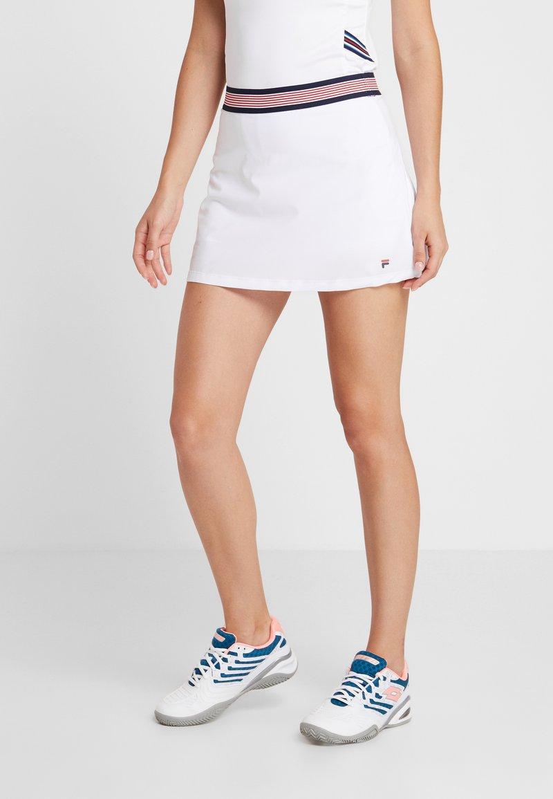 Fila - SKORT FANNI - Sportrock - white