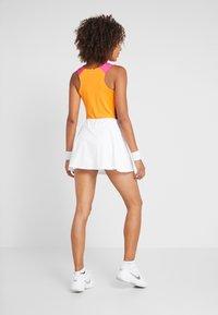 Fila - SKORT ANN - Sportovní sukně - white - 2