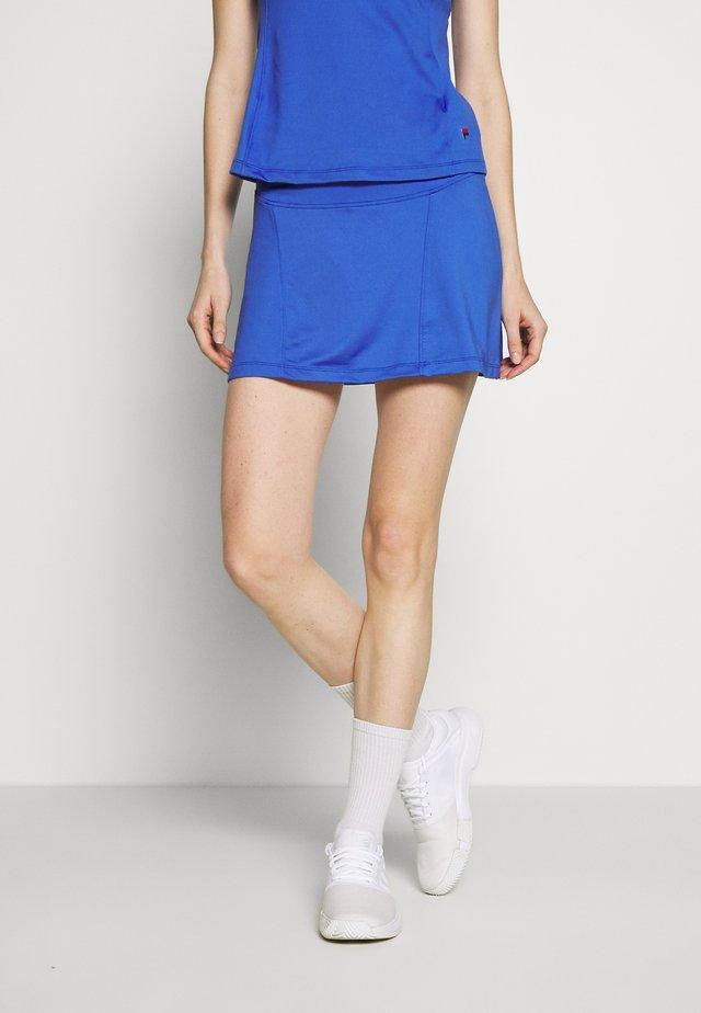 SKORT AVA - Sportovní sukně - amparo blue