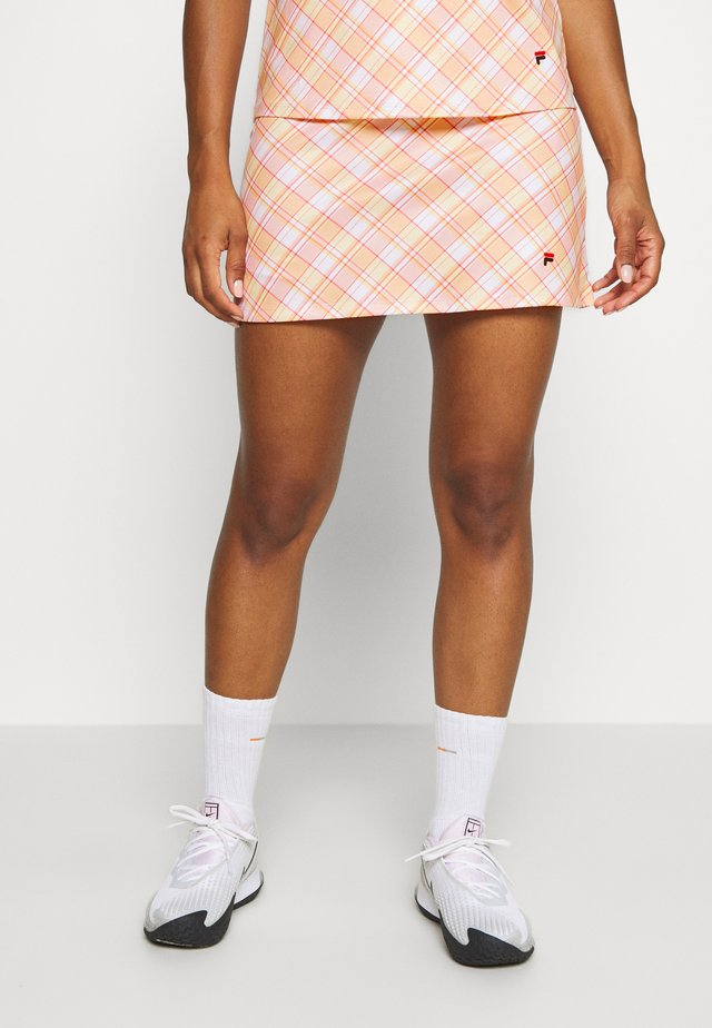 SKORT DORA - Sports skirt - melon