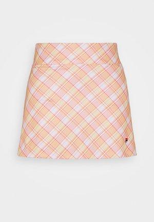SKORT DORA - Sportovní sukně - melon