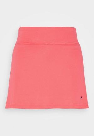 SKORT DORA - Sports skirt - calypso coral