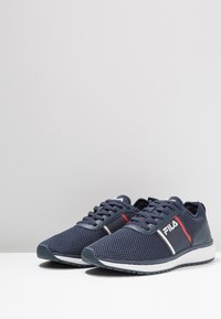 Fila - CONTROL II - Trainers - dress blue - 2