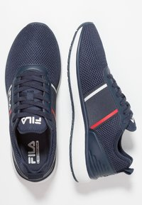 Fila - CONTROL II - Trainers - dress blue - 1