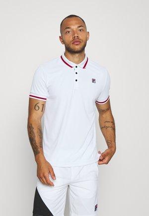 PIRO - Funkční triko - white