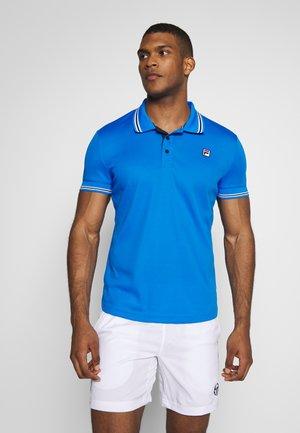 PIRO - Tekninen urheilupaita - simply blue/white