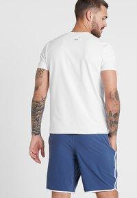 Fila - ROBIN - T-shirt med print - white - 2
