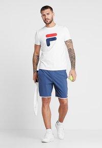 Fila - ROBIN - T-shirt med print - white - 1