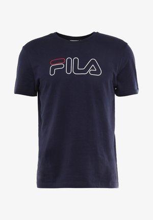 PAUL TEE - T-shirts print - blackiris