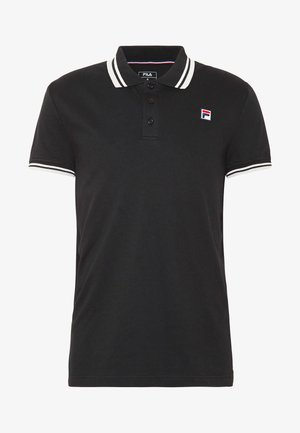 CARSTEN - Polo - black