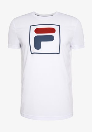 BERNIE - Camiseta estampada - white