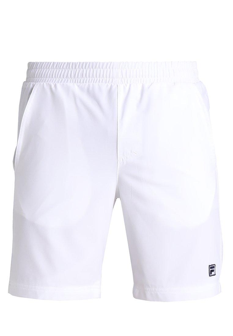 Fila Santana - Pantaloncini Sportivi White TW0SgoF