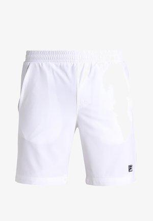 SHORT SANTANA - Träningsshorts - white