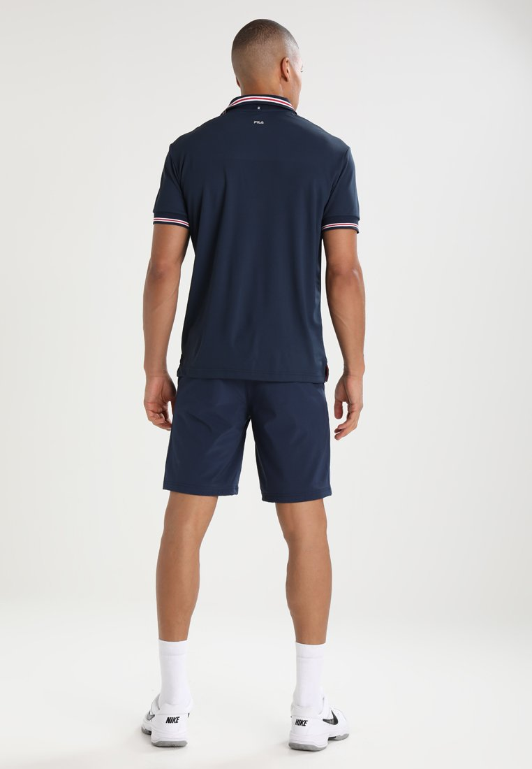 Fila SHORT SANTANA - Short de sport - peacoat blue