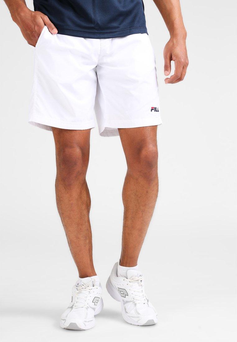 Fila - SEAN  - Korte sportsbukser - white