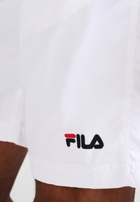 Fila - SEAN  - Urheilushortsit - white - 4