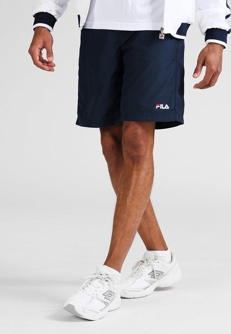 Fila - SEAN  - Korte sportsbukser - peacoat blue