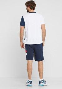 Fila - ROBERT - Pantalón corto de deporte - peacoat blue - 2