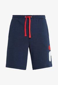 Fila - ROBERT - Pantalón corto de deporte - peacoat blue - 4