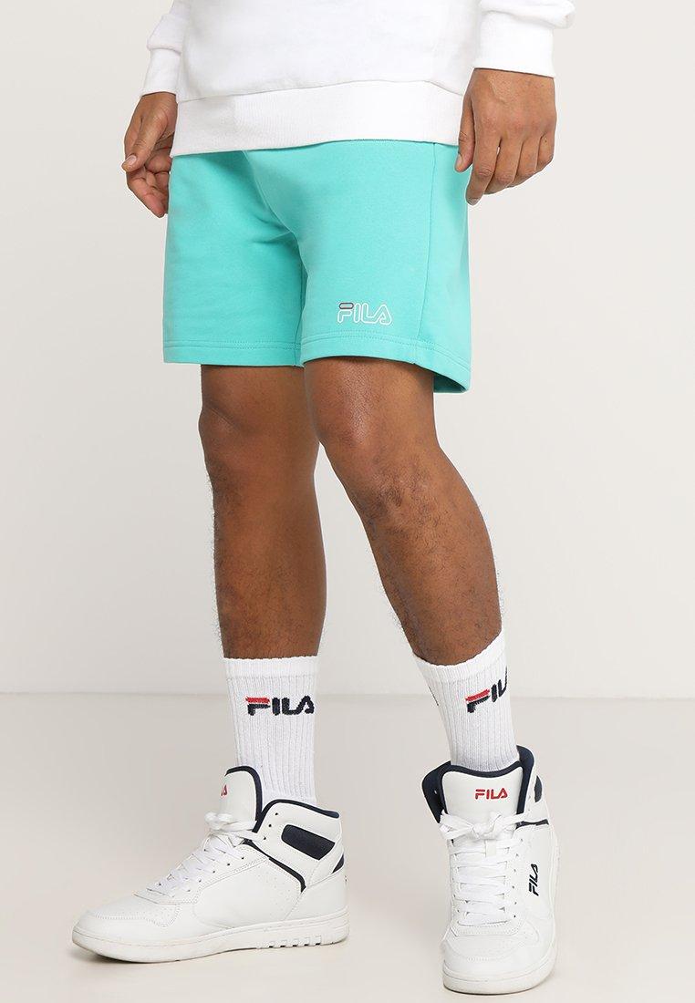 Fila - AMIR SHORTS - Pantalón corto de deporte - turquoise