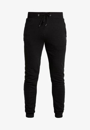 KIRK - Pantaloni sportivi - black
