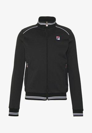 JOE - Sportovní bunda - black