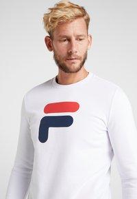 Fila - RICHIE - Sweatshirt - white - 5