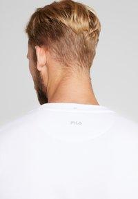 Fila - RICHIE - Sweatshirt - white - 3