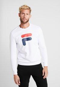 Fila - RICHIE - Sweatshirt - white - 0