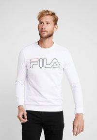 Fila - ROCCO - Sweatshirt - white - 0
