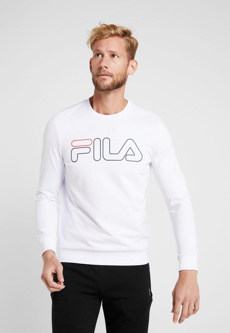 Fila - ROCCO - Sweatshirt - white