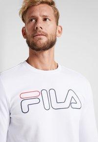 Fila - ROCCO - Sweatshirt - white - 4