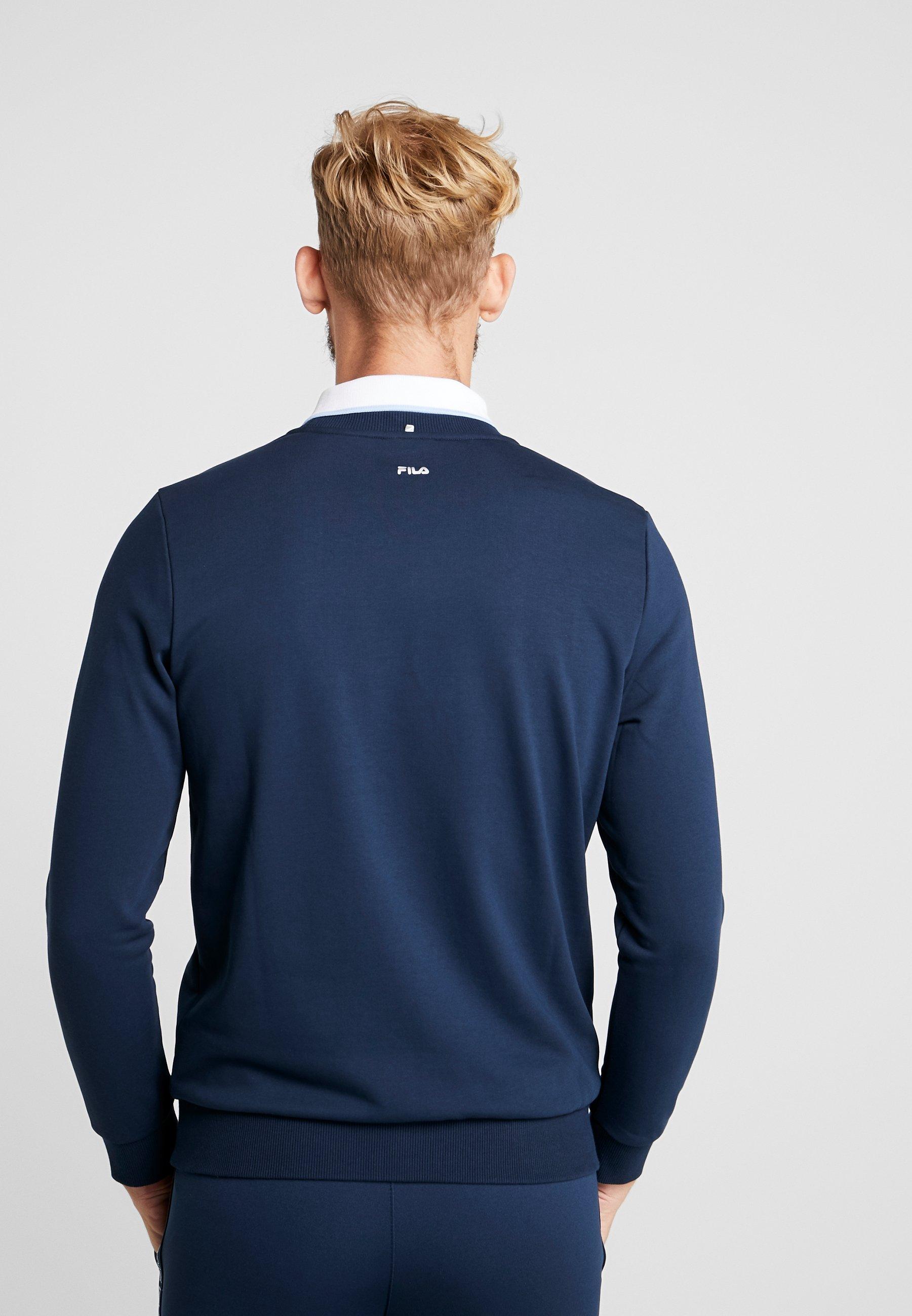 Fila ROCCO - Sweatshirt peacoat blue