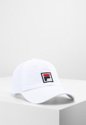 SAMPAU - Cap - white