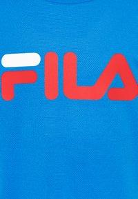 Fila - LOGO - Print T-shirt - simply blue - 2