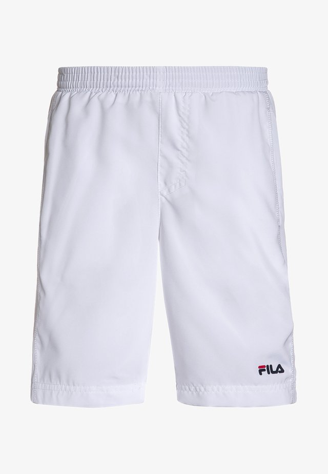 SVEN KIDS - Sports shorts - white