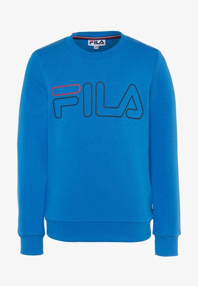 ROCCO KIDS - Sweatshirt - simply blue