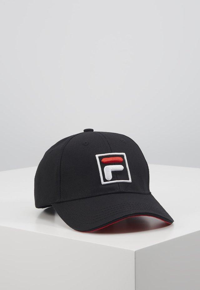 BASEBALL FORZE - Cap - black
