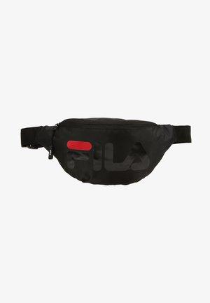 BELT BAG MARTIA - Bæltetasker - black